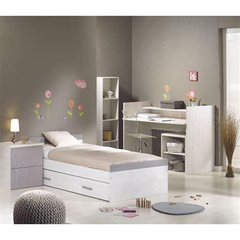 chambre bébé taupe et blanc lit b 233 b 233 70 x 140 cm transformable opale taupe avec motif