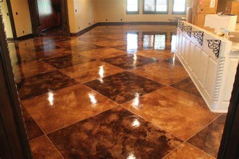 Decorative Concrete Flooring by Decorative Concrete Contractors
