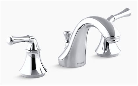 remove the handles for the forte bathroom faucet kohler