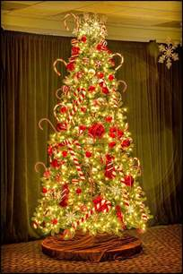 professionally decorated christmas trees for sale