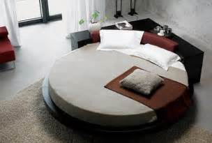 circular mattress 15 fashionable round platform beds home design lover