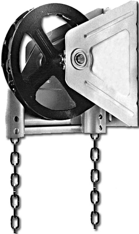 Garage Door Chain Hoist Garage Door Chain Hoist