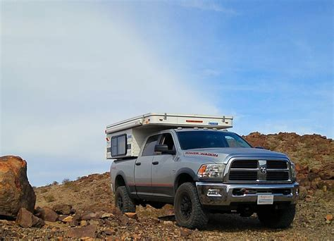 Low Height Bed rocky mountain four wheel campers 187 hawk