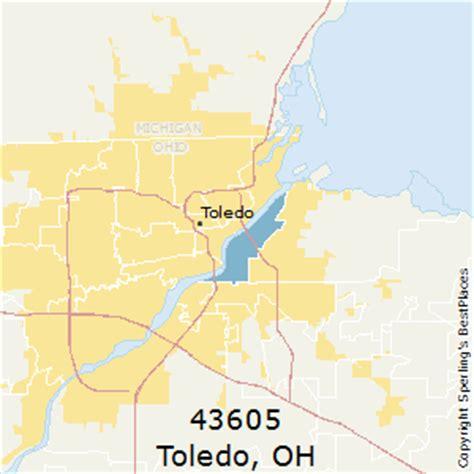 zip code map toledo ohio best places to live in toledo zip 43605 ohio