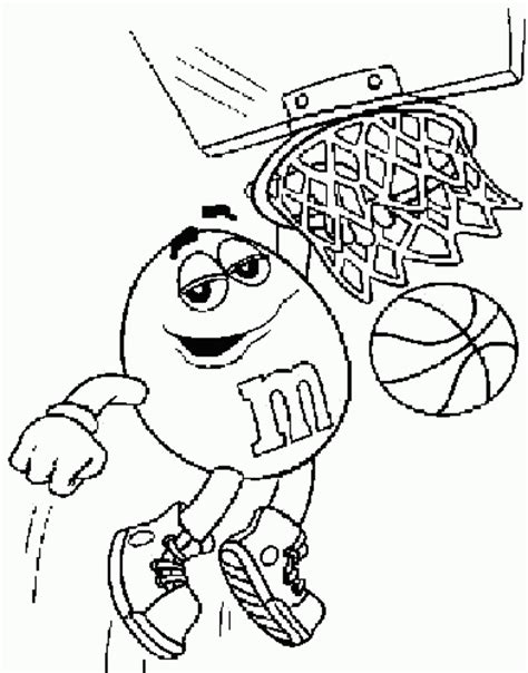 m and m coloring pages coloringpagesabc com