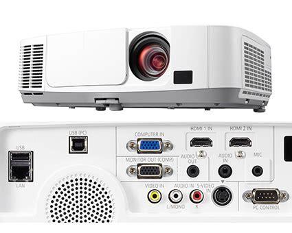 Nec Projector P501xg nec network projector projector