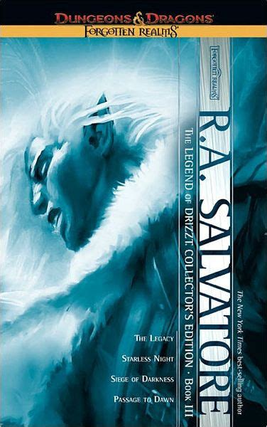 Pdf Exile Legend Drizzt R Salvatore by Forgotten Realms The Legend Of Drizzt Boxed Set Books 1