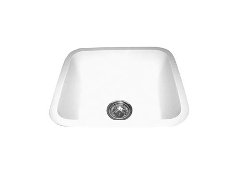 solid surface kitchen sinks meridian solid surface 215 single bowl integral kitchen sink tower industries inc