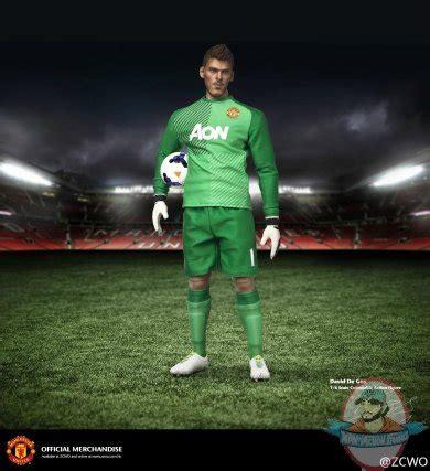 David De Gea Manchester United Figure 1 6 Scale Manchester United Quot David De Gea Quot Figure Zc 128