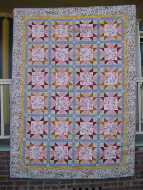 quilt pattern twin size fairy quilt twin size my quilts pinterest