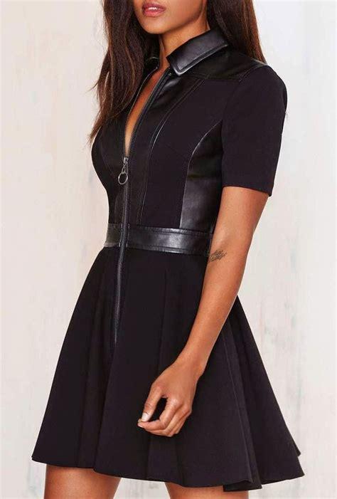 edgy older women fashion women s fashion edgy little black dress