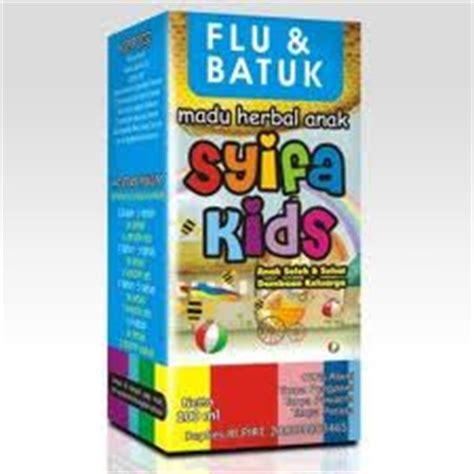 Murah Madu Syifa Propolis obat tradisional batuk pilek untuk bayi 1 bulan balita