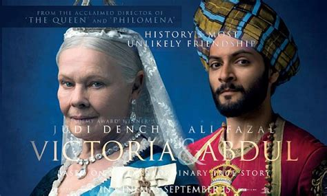 film queen victoria and indian servant a movie about queen victoria and her indian servant