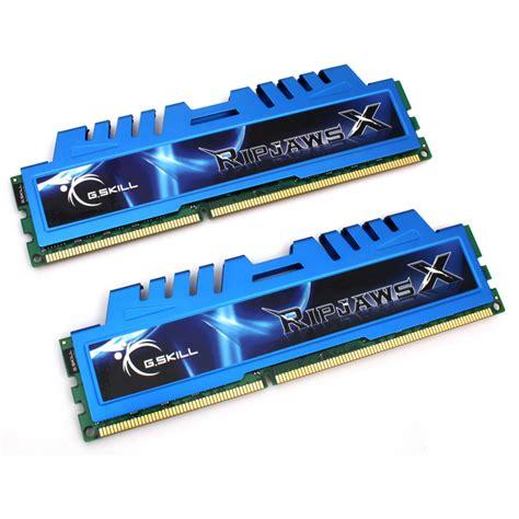 Ram Gskill Ddr3 g skill ripjaws x ddr3 1600 pc3 12800 8gb cl9 pccomponentes