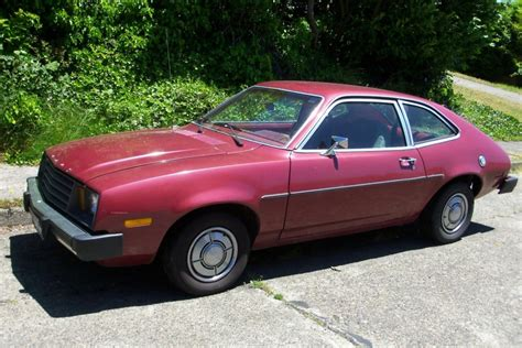 glassback 1979 ford pinto