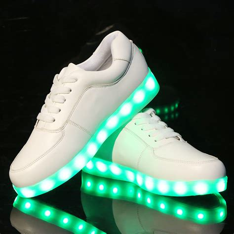 lighting sneakers light up tennis shoes www shoerat