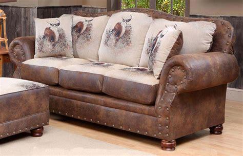 chelsea home furniture big buck sofa set buck pinto