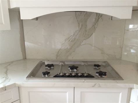 Porcelain Slab Countertops by Calacatta Porcelain Slab