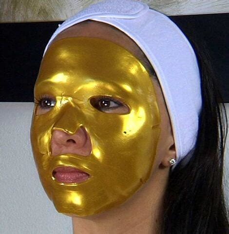 black doll laser before and after anti aging carbon black doll and gold mask laser