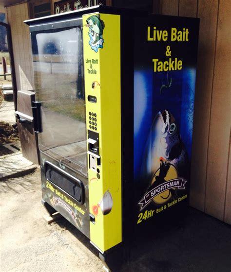 customer locations pa live bait vending customer machines pa live bait vending
