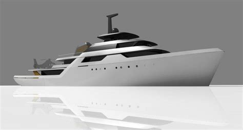 icon yacht design dixon yacht design for the icon yachts design challenge