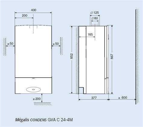 Chaudiere A Condensation 1941 by Chaudi 232 Re Megalis Condens Chauffage E C S