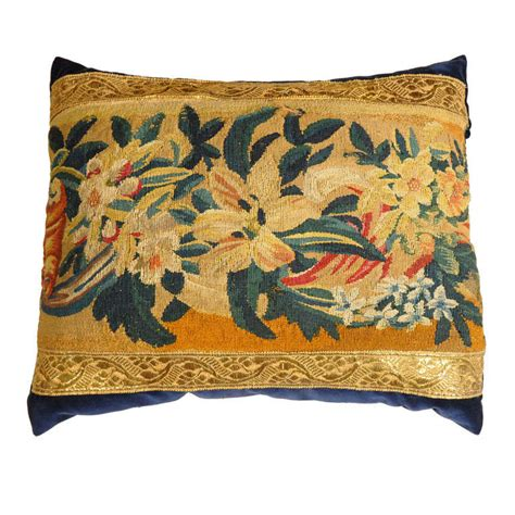 Tapestry Pillows For by Antique Tapestry Pillow For Sale At 1stdibs