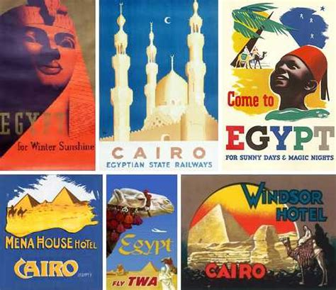 Revisiting Travel Week by In De Nile Revisiting Vintage Travel Posters Shou