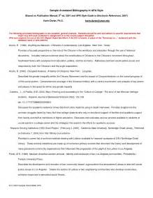 annotated bibliography template lisamaurodesign