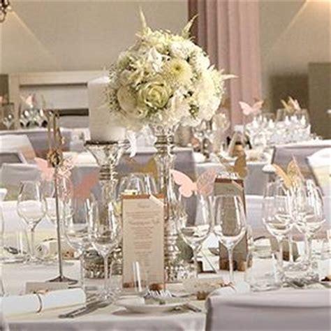 Hochzeitsdeko Lachsfarben by Hochzeitdeko Weddstyle