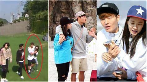 ji hyo boyfriend song ji hyo and kim jong kook is revealing their secret