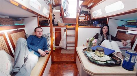 living on a a boat everything you need to know about houseboat living in nyc