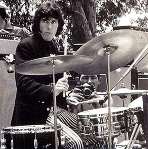 The Doors Drummer by Densmore High Quality Image Size 650x656 Of