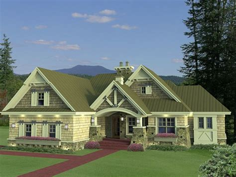 Mission Style House Plans by Craftsman Style House Plan 3 Beds 2 5 Baths 1971 Sq Ft