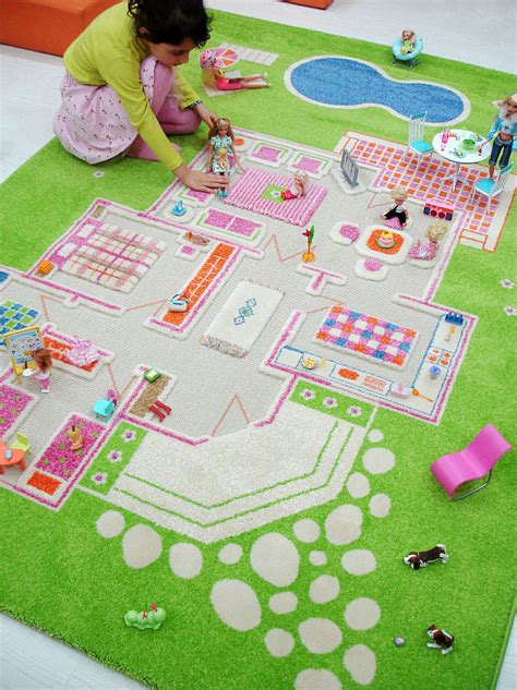 Kid Play Rug cool play rugs from by design kidsomania