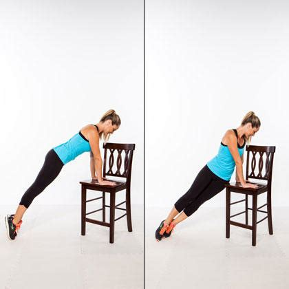 abs workout stand up for a flat stomach shape magazine