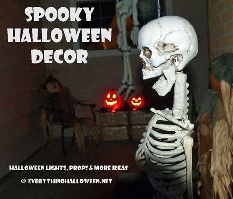 spooky home decor decor