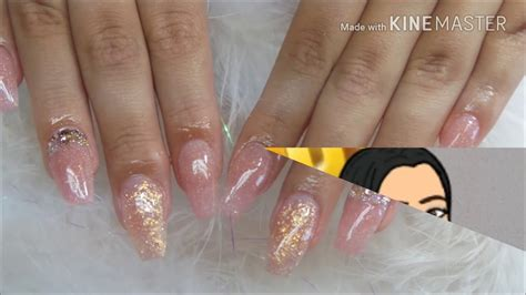 imagenes de uñas de acrilico sencillas pero bonitas u 241 as acrilicas sencillas y elegantes youtube