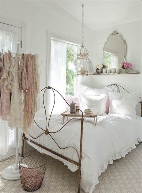 25 shabby chic style bedroom design ideas decoration love
