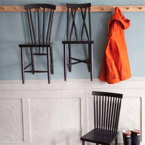 Hanging Folding Chairs On Wall » Home Design 2017