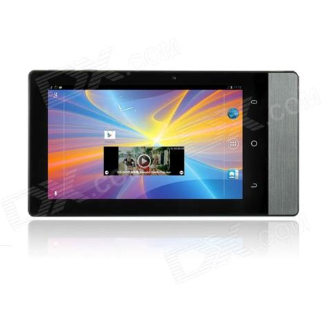 Tablet Projector Portable Multimedia Pocket Cinema Pico Projector Android 4 1 Tablet Pc Black Iron