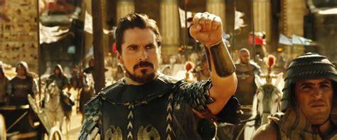 film baru exodus perjuangan musa ala christian bale di trailer exodus