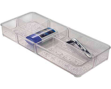 Bathroom Vanity Drawer Organizers by Vanity Drawer Cosmetic Storage Tray In Cosmetic