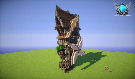 Build A Small House my first steampunk house old project minecraft project