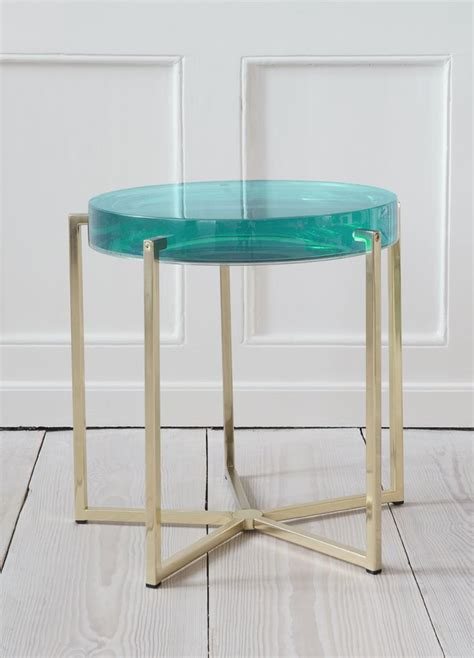 Plexiglass Table Top by 17 Best Ideas About Acrylic Coffee Tables On