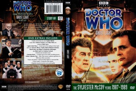 Doctor Who Ghost Light by Doctor Who Ghost Light Tv Dvd Scanned Covers 3123157