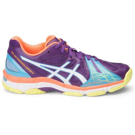 netball shoes asics gel netburner 5 gs netball shoes