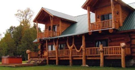 Big Pine Resort Cottages by Big Pine Lodge At Papins Resort Drummond Island Michigan