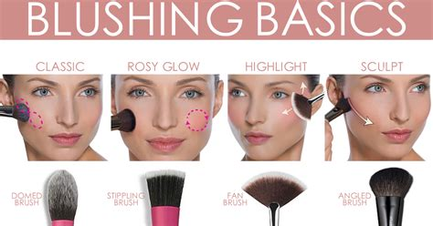 where do you put your makeup on the beauty snoop apply blush like a pro with these quick tips