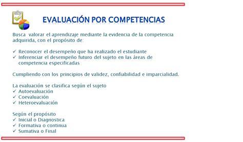 Evaluaci N De Un Modelo Curricular Por Competencias evaluaci 211 n curricular basada en competencias evaluaci 211 n